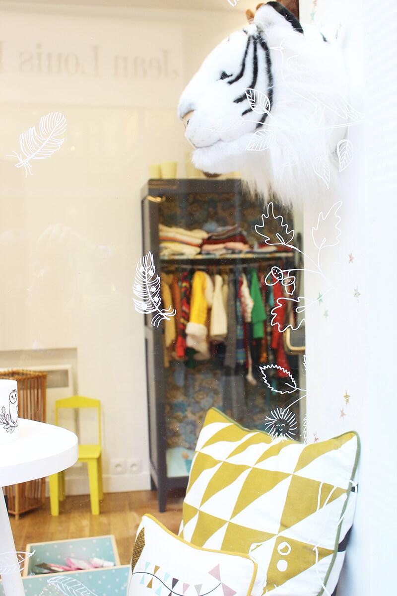 Shopping déco : Le Zèbre à plumes, à Rouen