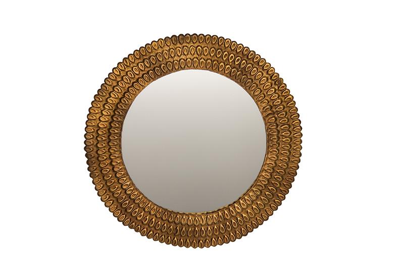 In love with : les miroirs Klint de chez Caravane