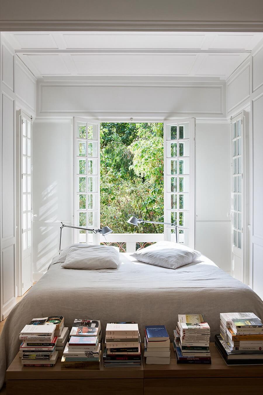 Tête de lit classique
