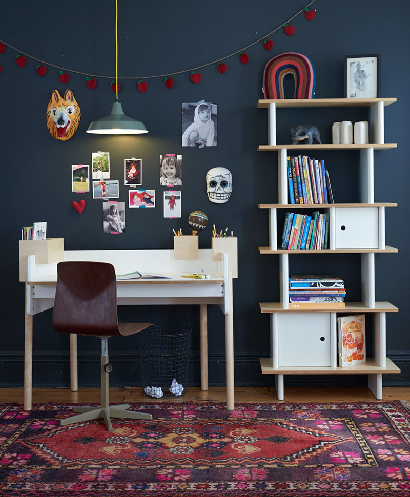 Le bureau Brooklyn, par Oeuf NYC - FrenchyFancy