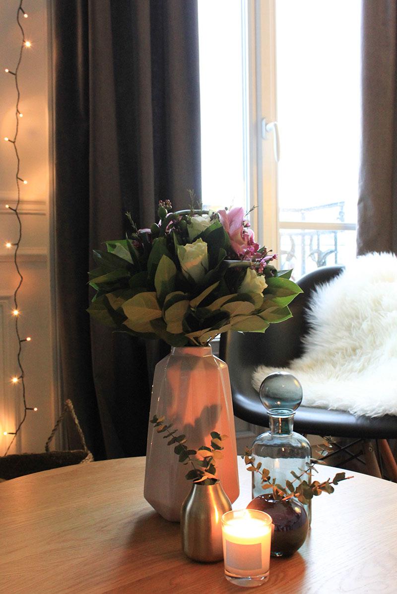 Douceur d'hiver, un bouquet Interflora