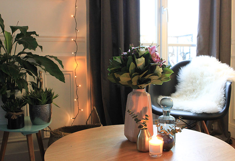 Douceur d'hiver, un bouquet Interflora - FrenchyFancy