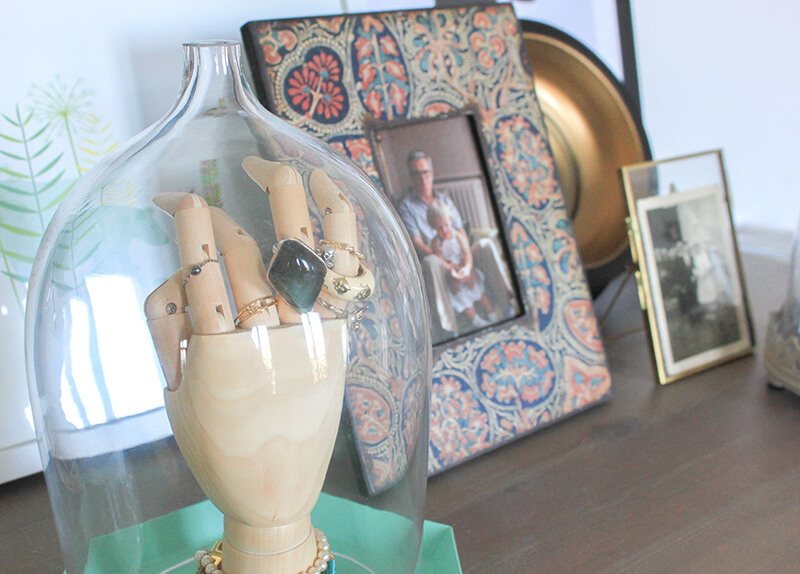 Cloche en verre Designerbox