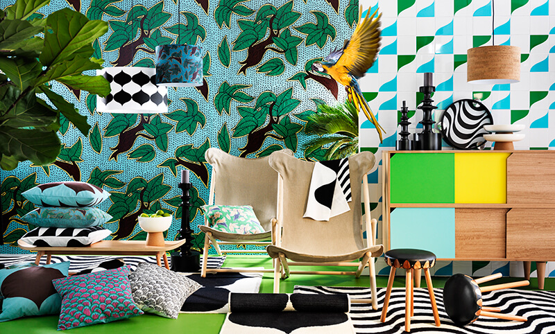 TILLFÄLLE, Quand le Brésil s'invite chez IKEA - FrenchyFancy