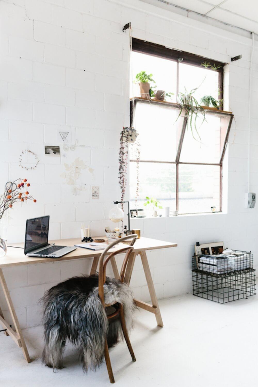AMénager un coin bureau cosy