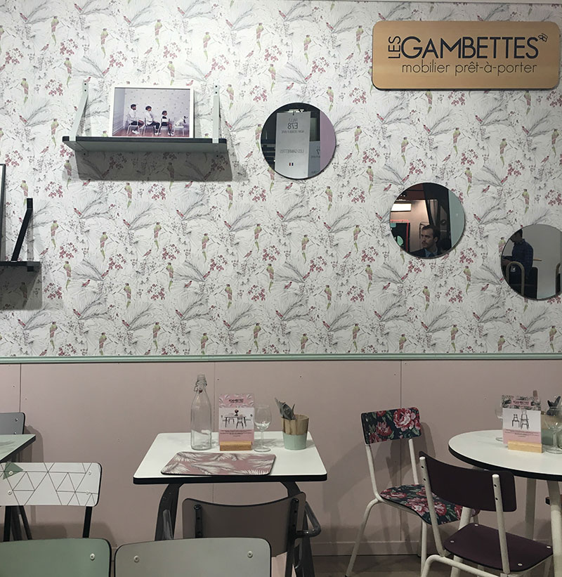 Mobilier vintage Les Gambettes