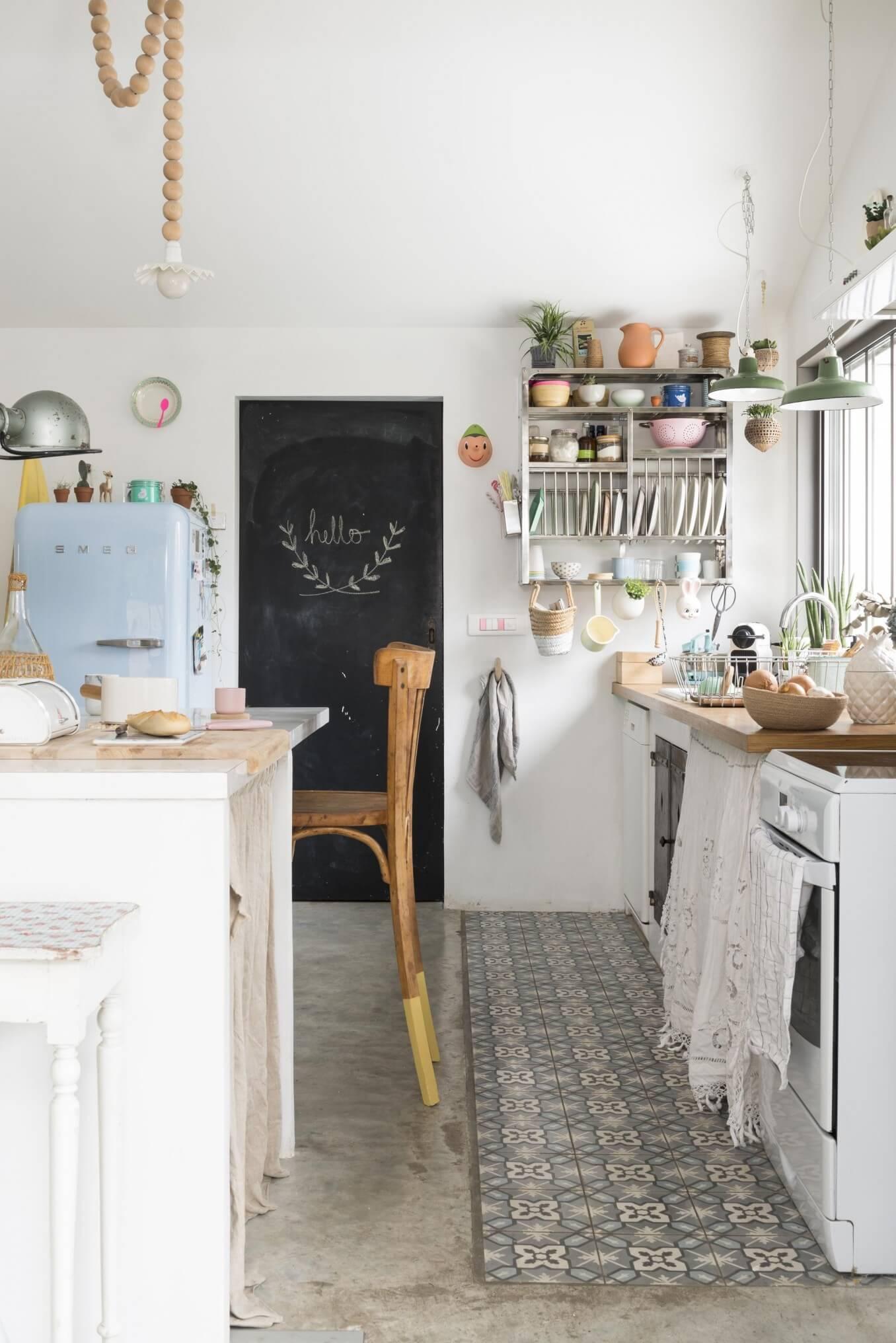 Ambiance vintage & objets de récup - Frenchy Fancy