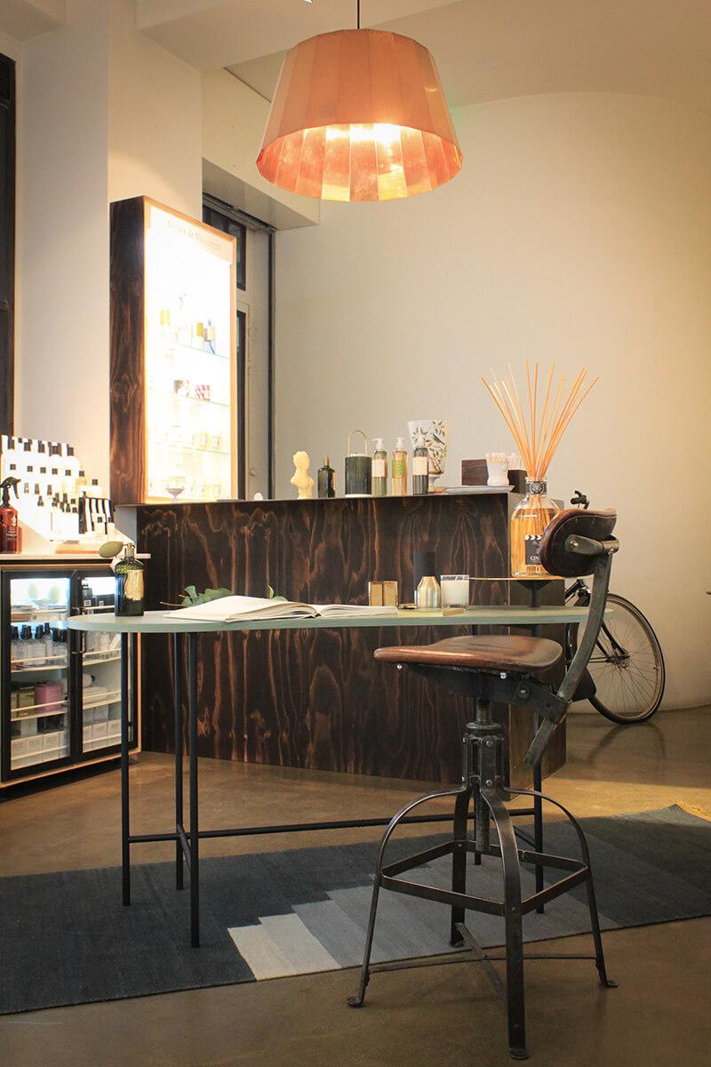 Stylisme Palette desk &tradition