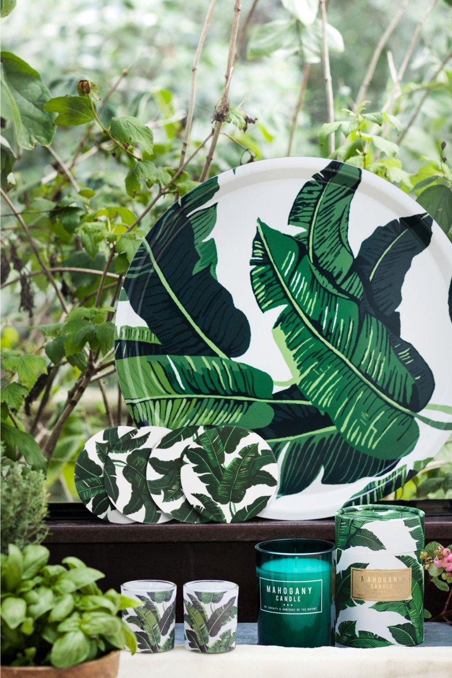 Tendance urban jungle chez H&M home - FrenchyFancy