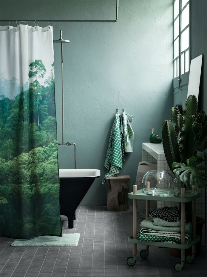 Tendance Urban Jungle Chez H M Home Frenchy Fancy