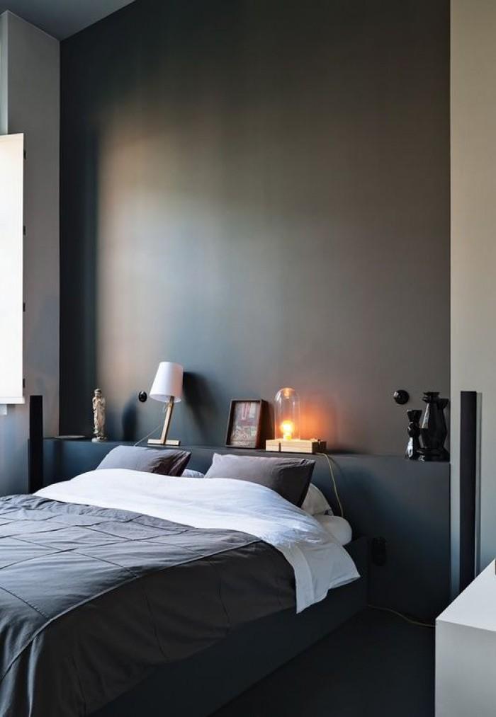 deco-chambres-look-noir-black-and-white-decoration-peinture-mur-FrenchyFancy-7