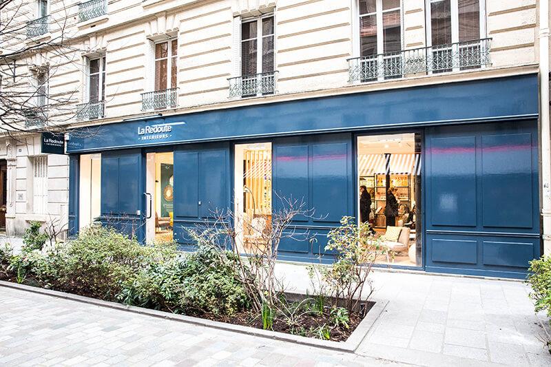 Shopping déco : La Redoute intérieurs ouvre sa première boutique à Paris - FrenchyFancy