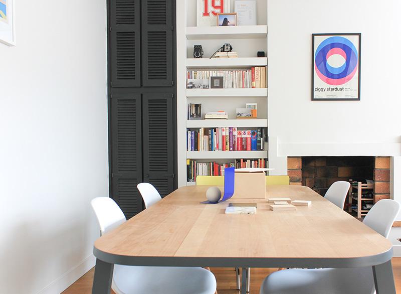 Chez Marie et Philip, créateurs du studio Dessuant Bone - FrenchyFancy