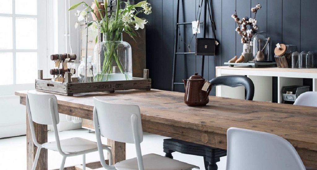Le style campagne chic frenchy fancy - Decoration interieur maison de campagne ...