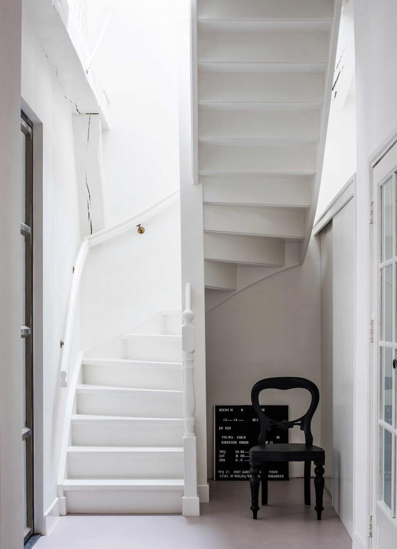 Escalier maison ancienne