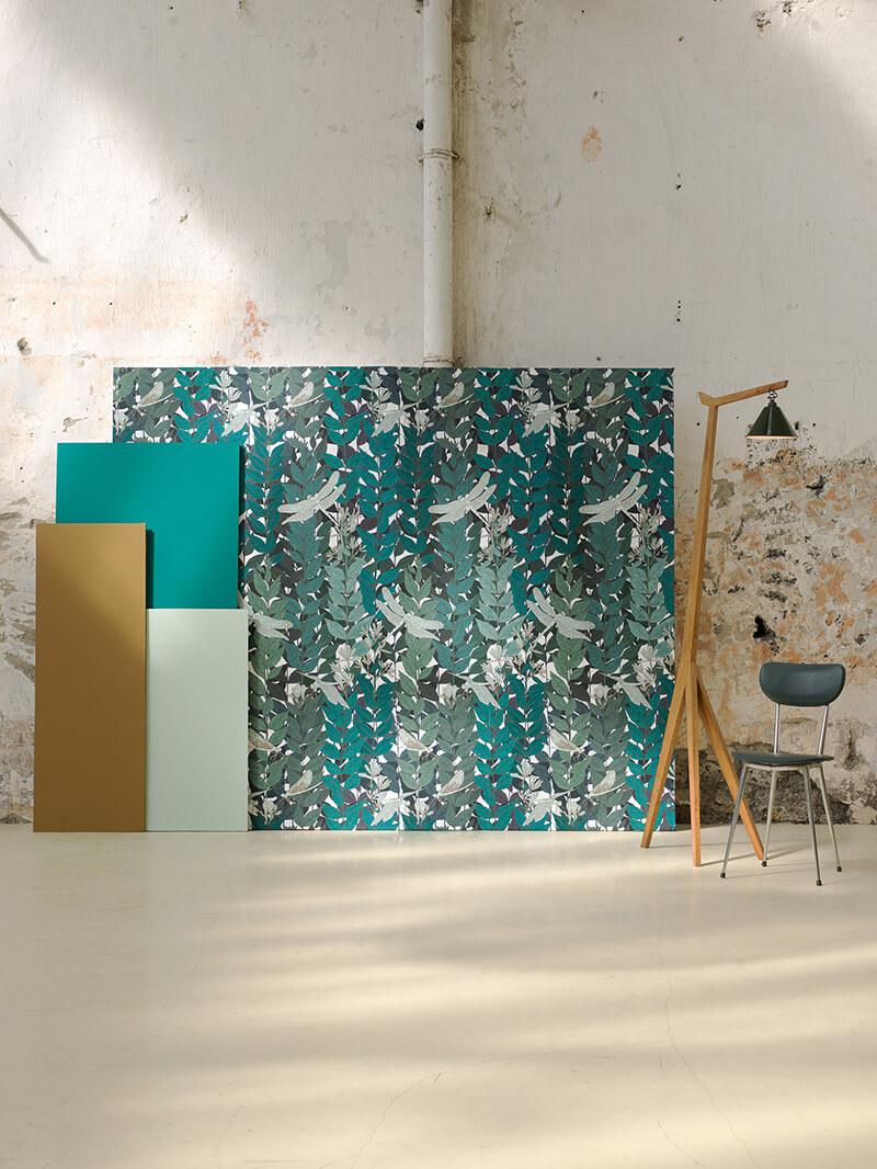 la collection de papier peint ressource frenchyfancy. Black Bedroom Furniture Sets. Home Design Ideas