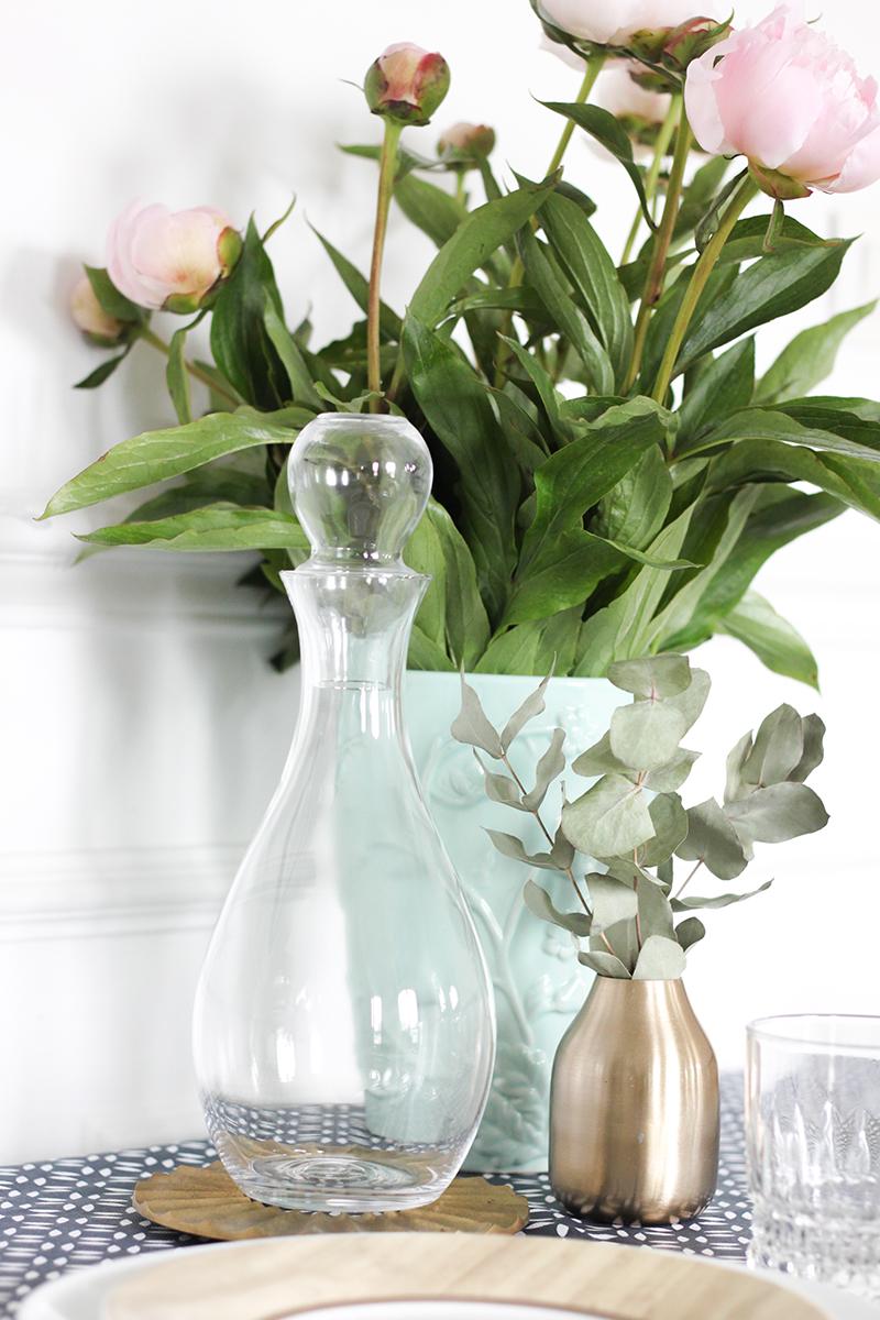 Art de la table vaisselle luminarc table printemps ete - Art de la table vaisselle ...