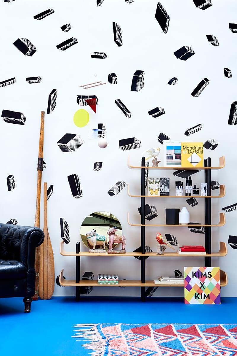 les papiers peints bien fait frenchy fancy. Black Bedroom Furniture Sets. Home Design Ideas