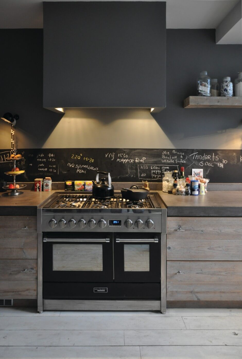 5 styles de cr�dence de cuisine tr�s inspirantes - frenchy fancy
