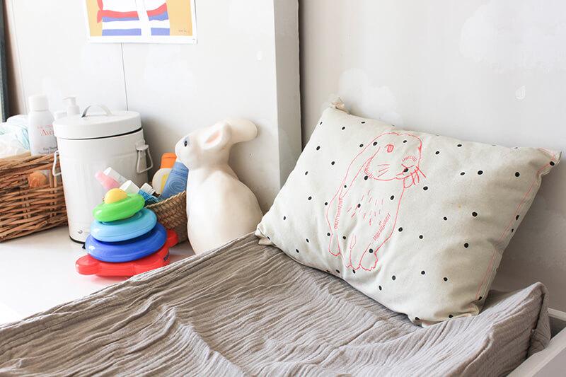 Aménager chambre bébé