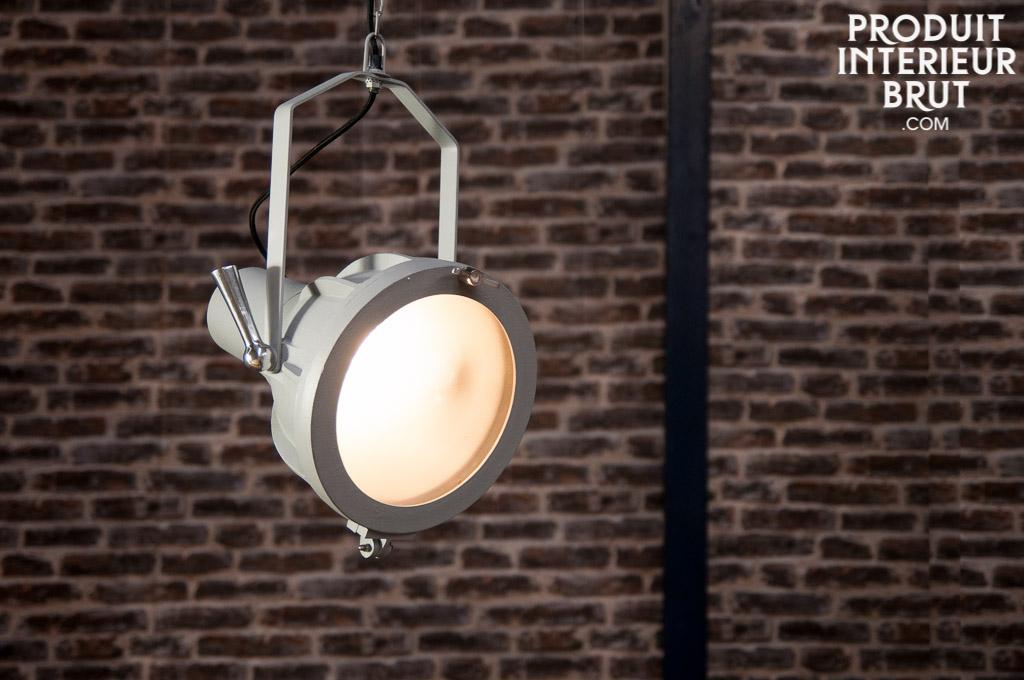 Lampe style loft