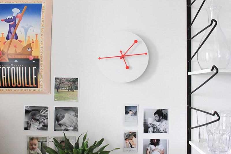 Horloge Alessi