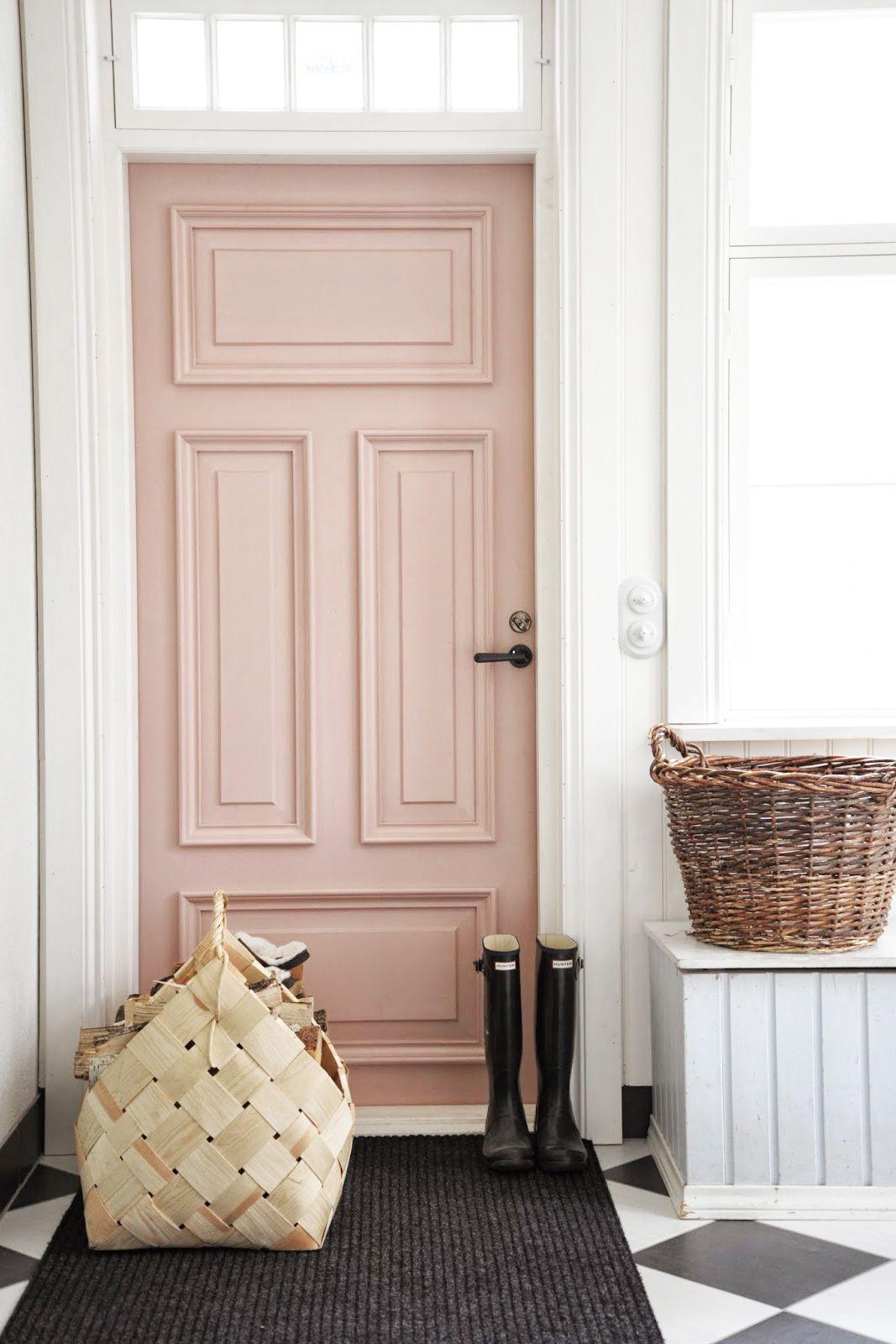 Pink mood // des ambiances rose poudrées pour une déco poétique