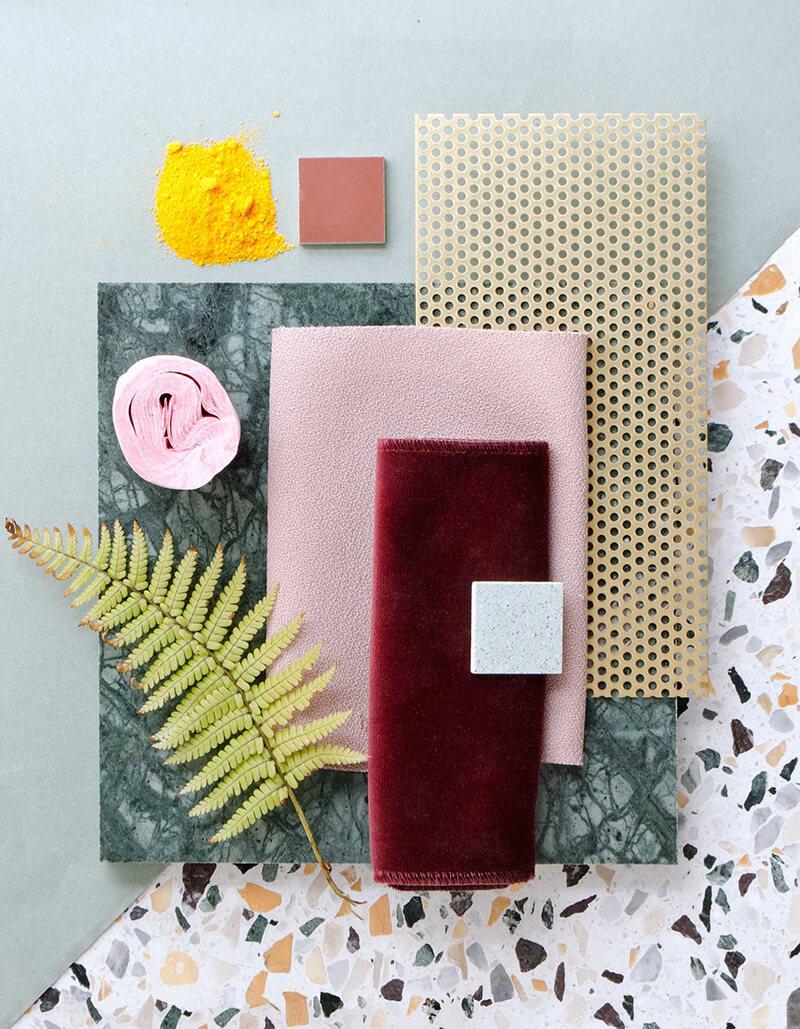 Le terrazzo, son style graphique et ses jolies couleurs - FrenchyFancy
