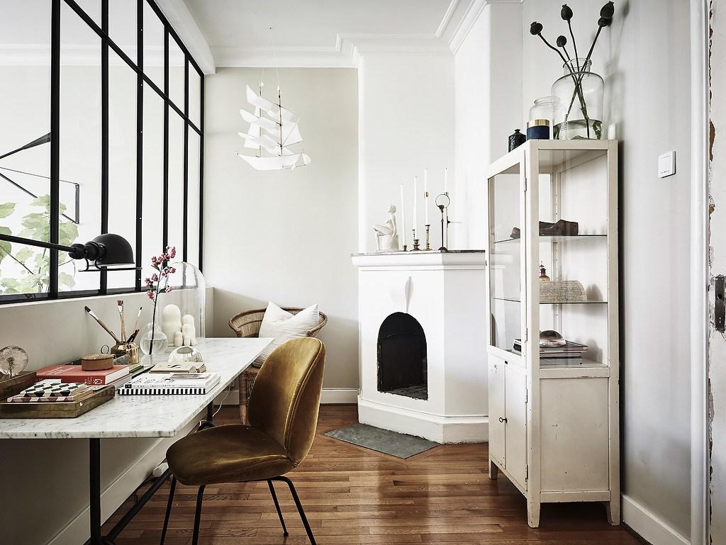 Décorer son intérieur avec du blanc et des faux blanc - FrenchyFancy