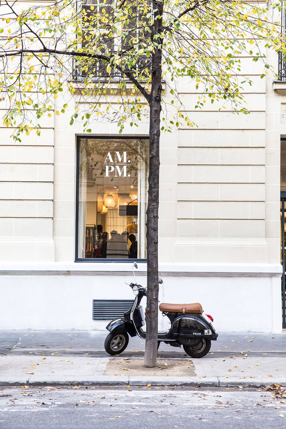 La nouvelle boutique AM.PM. à Paris - FrenchyFancy