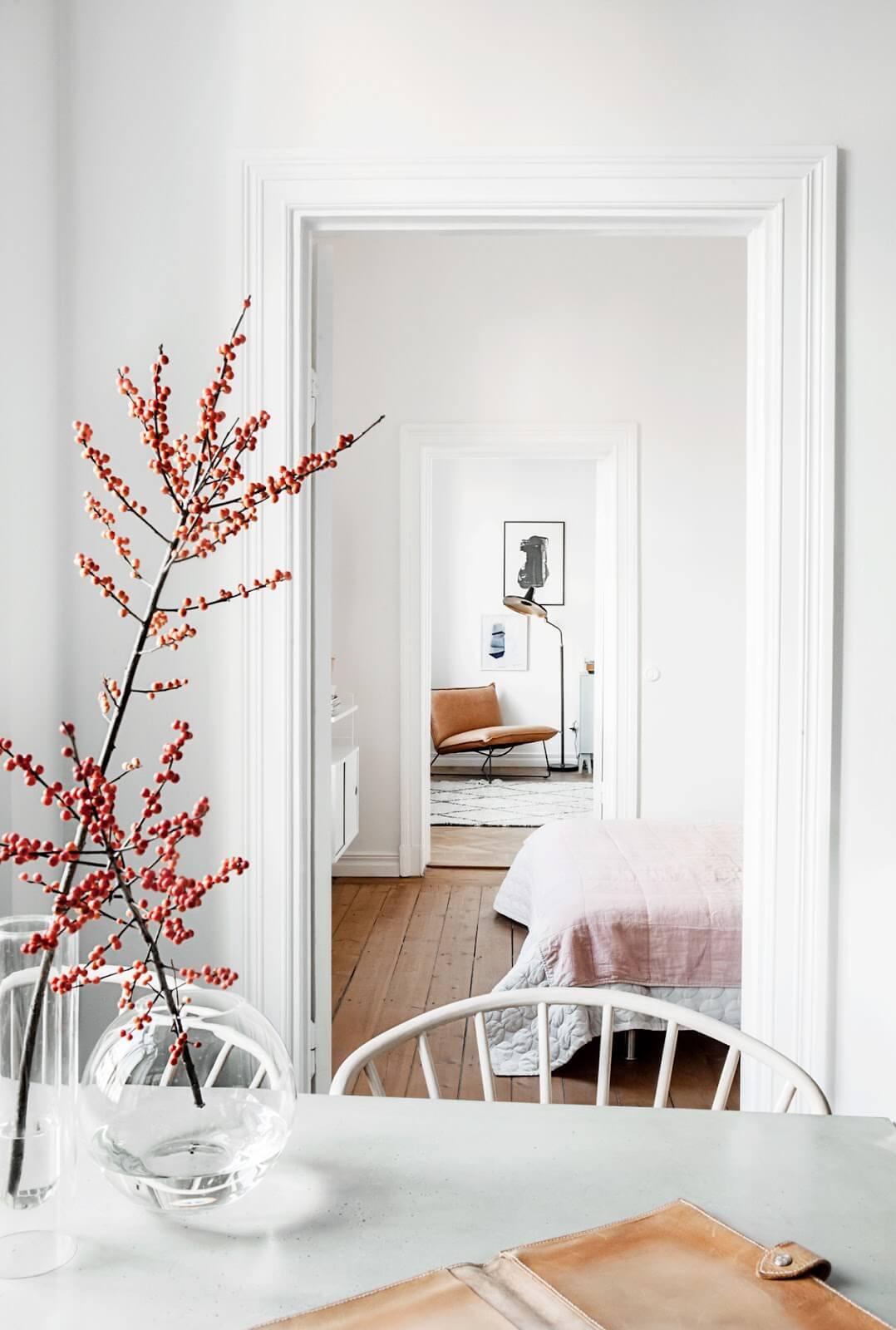 12 bouquets de fleurs inspirants pour la maison frenchy for Pour la maison