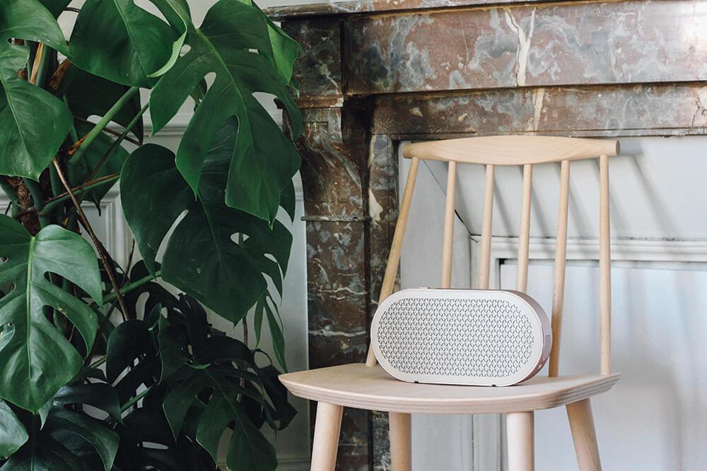 Chaise en bois Hay