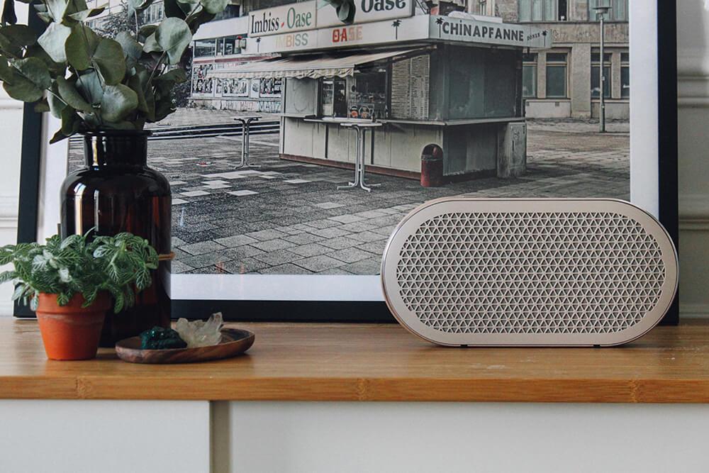 Dali Katch, la nouvelle enceinte nomade venue du Danemark - FrenchyFancy