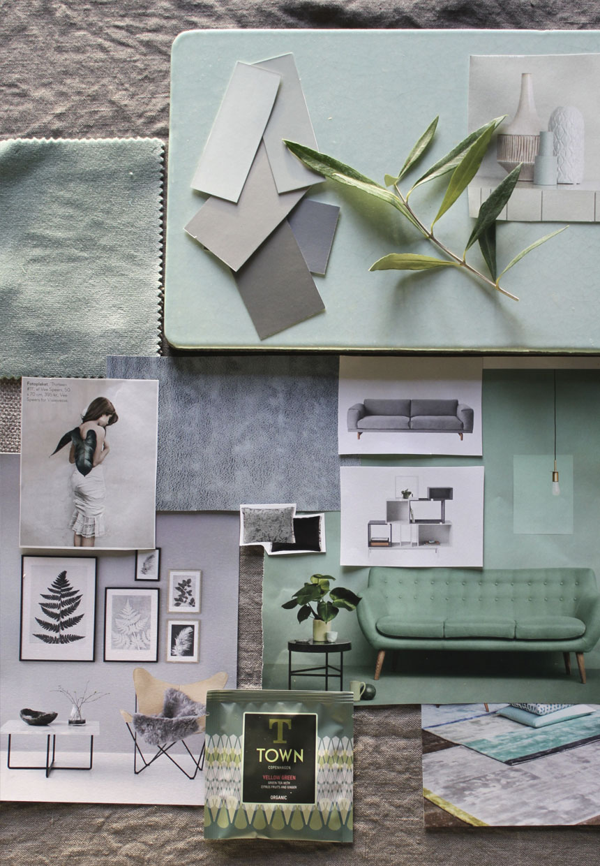Moodboard décoration
