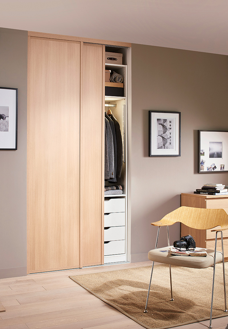 penderie lapeyre elegant porte de placard coulissante glisseo dcor miroir with penderie lapeyre. Black Bedroom Furniture Sets. Home Design Ideas