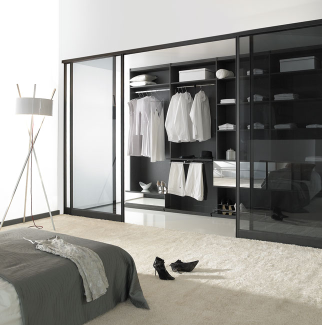 separation de pieces 12 coulidoor astuce rangement portes placard integre appartement petit. Black Bedroom Furniture Sets. Home Design Ideas