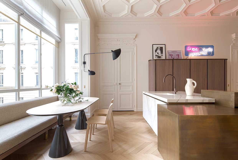 3 types de parquets qui ont du style frenchy fancy for Autrefois maison privee