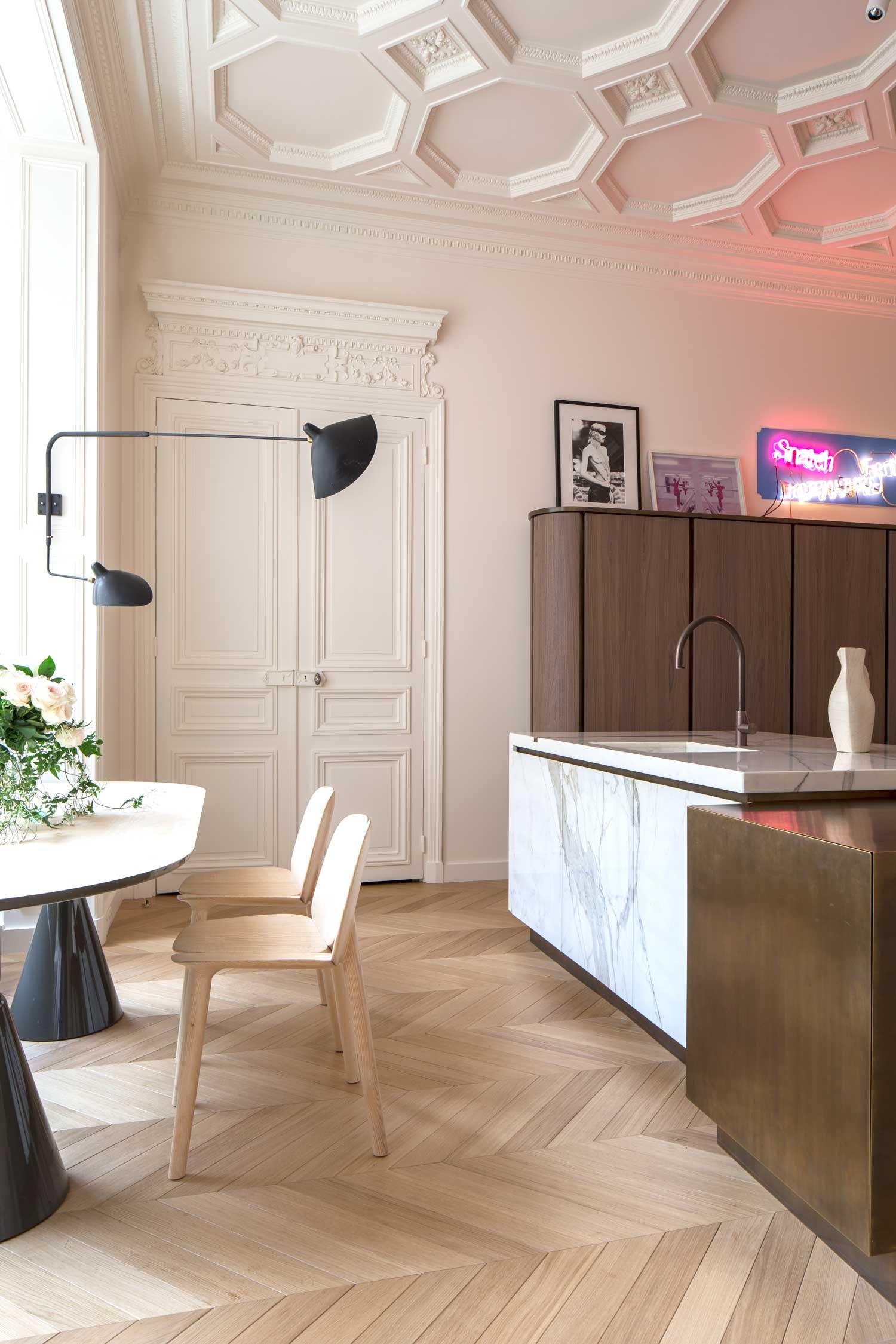 3 types de parquets qui ont du style frenchy fancy. Black Bedroom Furniture Sets. Home Design Ideas