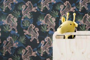 Une chambre d'enfant esprit Jungle - FrenchyFancy