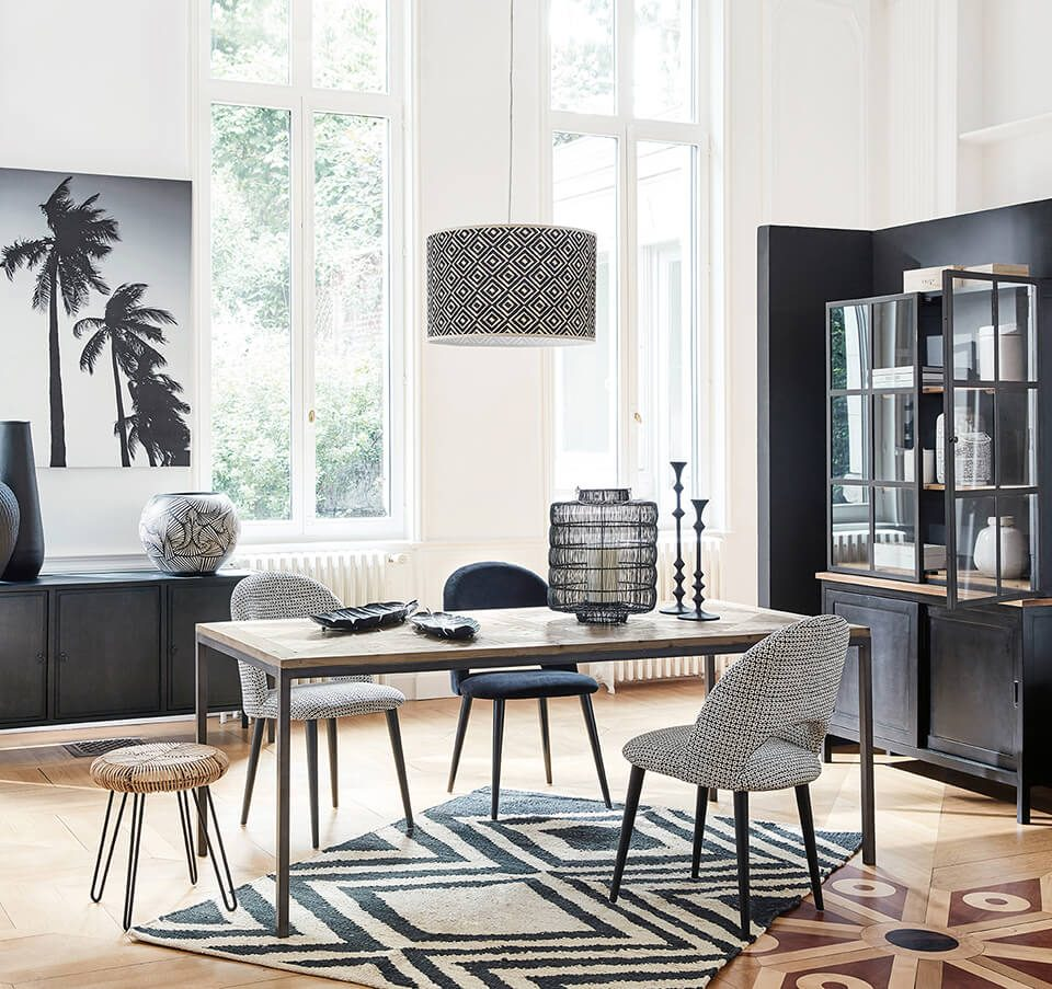 Shopping pour une déco black & white - FrenchyFancy
