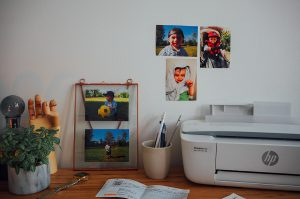 Avoir ses souvenirs sur papier avec l'imprimante DeskJet 3720 - FrenchyFancy