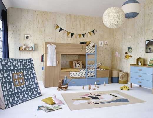 La collection pour enfants Milk x Habitat - FrenchyFancy