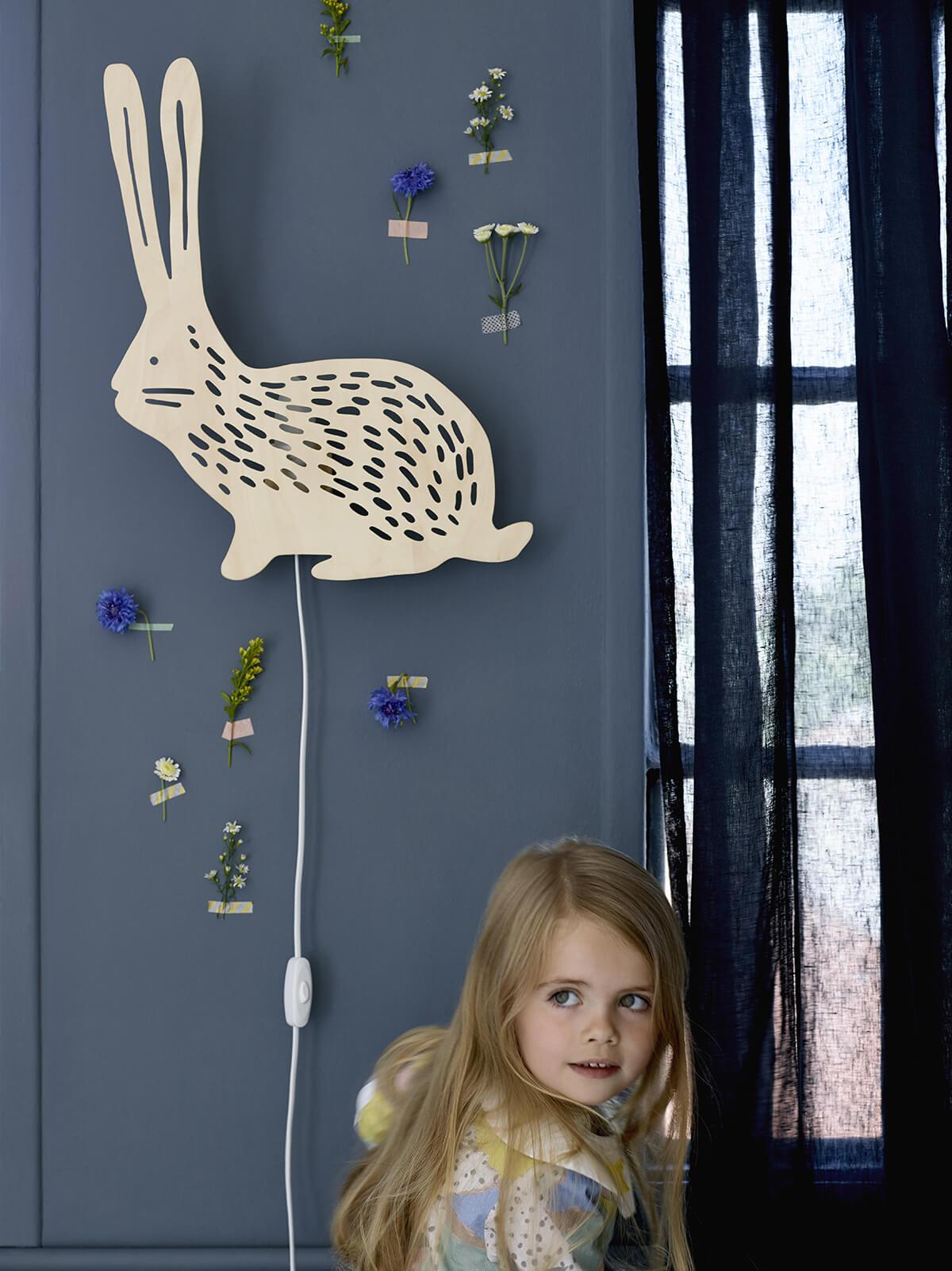 Applique murale chambre enfant