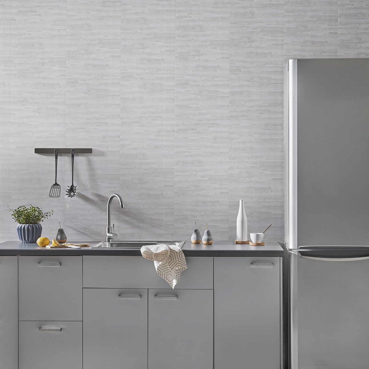 3 bonnes raisons d 39 adopter le lambris pvc frenchy fancy. Black Bedroom Furniture Sets. Home Design Ideas