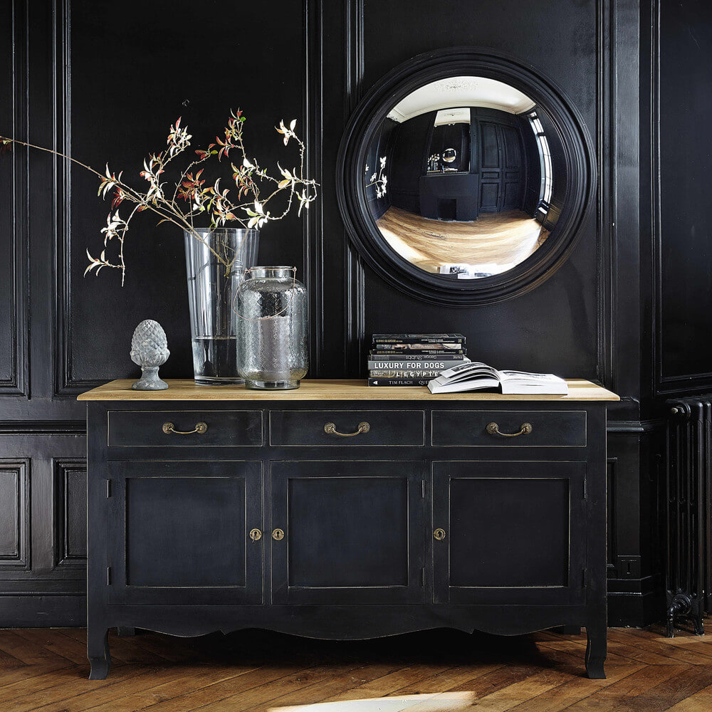 vite un miroir convexe frenchy fancy. Black Bedroom Furniture Sets. Home Design Ideas