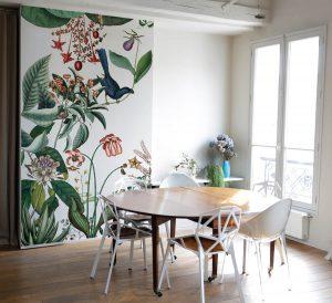 Bahamas, le nouveau papier peint floral signé Bien Fait - FrenchyFancy