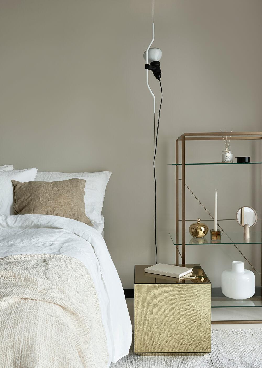 un int rieur cosy aux couleurs neutres frenchy fancy. Black Bedroom Furniture Sets. Home Design Ideas