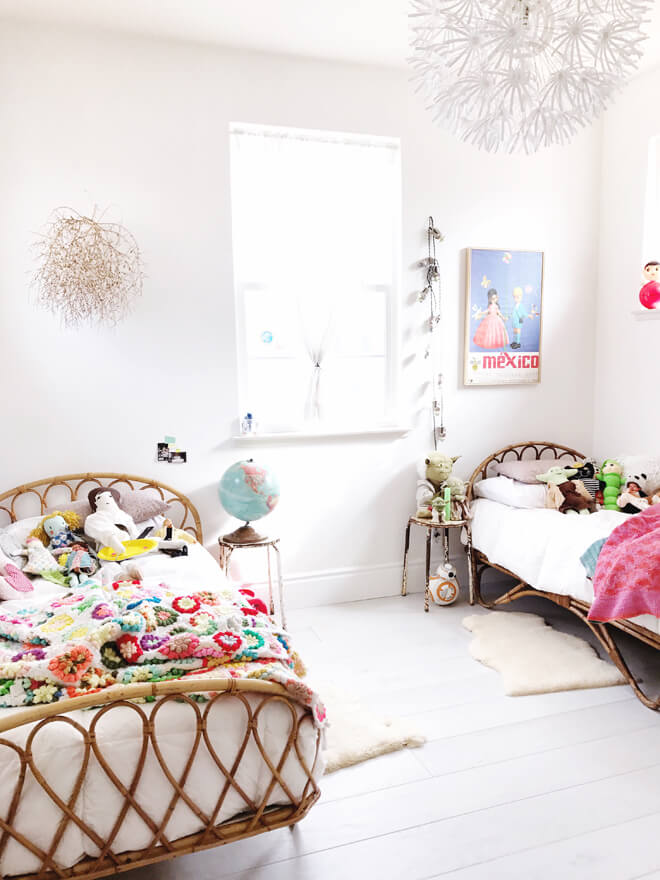 comment am nager une chambre pour deux enfants frenchyfancy frenchy fancy. Black Bedroom Furniture Sets. Home Design Ideas