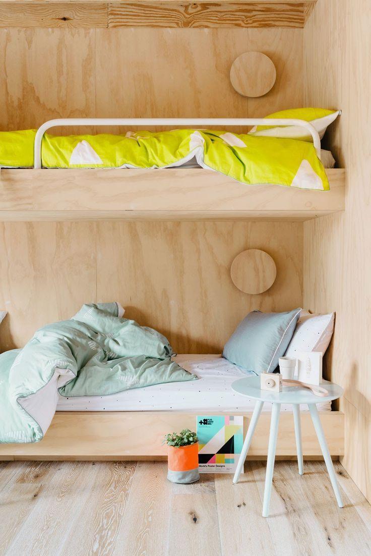 Comment aménager une chambre pour deux enfants ?