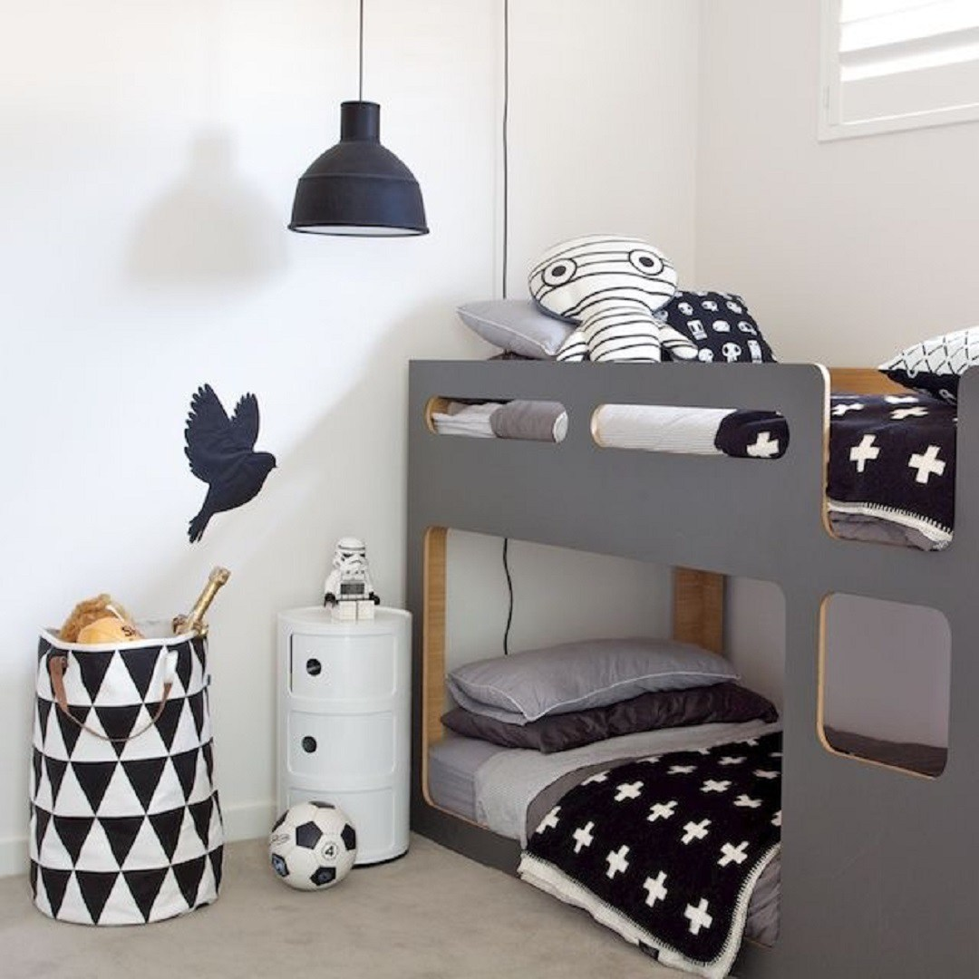 comment am nager une chambre quand on a deux enfants frenchy fancy. Black Bedroom Furniture Sets. Home Design Ideas